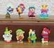 Kinder 2000 : Série Allemande : Kukomons Die Krugel  Kopf Monster Avec 4 BPZ (8 Figurines) - Kinder & Diddl