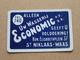 Alléén Uw Wasserij ECONOMIC Geeft U Voldoening St. Niklaas-Waas ( JOKER ) - ( Details - Zie Foto´s Voor En Achter ) !! - Playing Cards (classic)