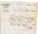 382/25 - Lettre Précurseur LE FAYT 1848 Vers BRAINE LE COMTE - Griffe Après Le Départ - Entete Charbonnage De HOUSSU - 1830-1849 (Belgique Indépendante)