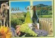 Lot De 2 CPM Chèvres Et Vin , Vignes , Fromage Chèvre Du Sancerrois Sancerre , Chavignol  -  Voir 2 SCANS - Autres Communes