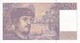 BILLETE DE FRANCIA DE 20 FRANCS DEL AÑO 1993 SERIE B CALIDAD EBC (XF) (BANKNOTE) CLAUDE DEBUSSY - 1962-1997 ''Francs''