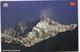 Le Kangchenjunga, 8586 M,INDE, Le Troisième Plus Haut Sommet Sur Terre,carte Postale Adressée ANDORRA - Alpinisme