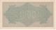 BILLETE DE ALEMANIA DE 1000 MARK DEL AÑO 1922 SERIE Tb NUMEROS ROJOS  (BANKNOTE) SIN CIRCULAR-UNCIRCULATED - [ 3] 1918-1933 : República De Weimar