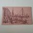 Carte Postale En Bois - Bateaux à Quai - F.C.B. Sauveterre 65700 - Cartes Postales