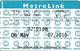 Paper MetroLink Ticket - Transportation Tickets