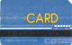 Paper Go CARD Transit Card - Transportation Tickets