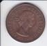 MONEDA DE AUSTRALIA DE 1 PENNY DEL AÑO 1956 CANGURO (KANGAROO) - Moneda Pre-decimale (1910-1965)