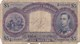 5 $ Des BARBADES 1939 - Barbades