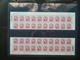 Thailand Stamp Definitive King Rama 9 - 9th Series Completed Printing BIG SET (71 Plates) - Thailand