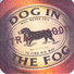 COASTER - PREPARED BY HARD CARD BOARD - DOG IN THE FOG - Unclassified