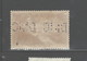 """FRANCE PERFINS """"D.M.C."""" 1929 - 1933 #254A USED $35.00 - France"""