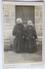Photo Originale 22 Portrait Lequien Ravalec MONCONTOUR 2 Bretonnes Coiffe 1914 - Moncontour