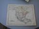 North America Galletti J.G.A  1857 - Cartes Géographiques