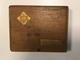 EMPTY CIGARE  BOX    MADE OF  WOOD   PERLA DE KUBA     DRZAVNI MONOPOL   YUGOSLAVIA - Étuis à Cigares