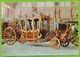 Coche Da Coroa The Crown Coach Carriage Carrosse De La Couronne XVIIIe S. - Taxi & Carrozzelle