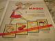 ANCIENNE PUBLICITE 4 POTAGES CREME MAGGI 1957 - Posters