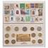VARIOUS EGPTIAN COINS - MONNAIES TIMBRES - Monnaies & Billets