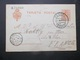 Espana: 1916 Postal Card To France (#PT9) - Entiers Postaux