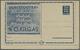 """GA Estland - Ganzsachen: 1937 , """"PARO"""" Card Letter No 25 In Very Fine Condition.  The PARO Card Letters Where Des - Estonie"""
