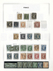 O/*/**/(*) Frankreich: 1849/1946 (ca.), Sammlung Im Davo-Album Teils Auf Vordrucken Mit Sehr Vielen Besseren Au - Used Stamps