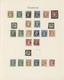 Frankreich: 1849/1900; Attraktive Französische Klassik Mit Den Michelnummern 1/7 (ohne 6), 8/9, 10/1 - Used Stamps