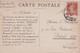 FRANCE 1923 CARTE POSTALE DE PARIS TOURING CLUB DE FRANCE AVEC TIMBRE PERFORE - Perforés