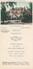 Carte Postale Menu Compagnie Maritime Des Chargeurs Réunis Paquebot Foucauld 1957 Manoir De Lesmaes 22310 SNCF Ouest - Menus