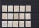N° 18 Oblitération Losange De Points - 1865-1866 Linksprofil