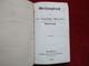 Gesangbuch Für Die Evangelischen Gemeinden Frankreich / éditions De 1850 - Livres, BD, Revues