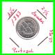 PORTUGAL/MONEDA RÉPUBLICA > 2.5 ESCUDOS AÑO 1983 - Portugal