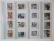 FAUNA 375 Sets Of WWF AND ENDANGERED WILDLIFE COLLECTION IN 3 NICE ALBUMS ! Ndw PF/MNH - Vlinders