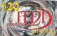 Palestine, PL-PRE-IDT-0001, ITDI International Phone, $20, Unused, 2 Scans . - Palestine
