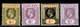 St. Helena 1912-1913 MH Set SG 83/86 Cat £41 - Sint-Helena