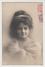 CPA-Magnifique Fillette Au Joli Minois Mutin De Face Drapée De Mousseline- 1911 - 2scans - Portraits