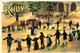 Thematiques  56 Morbihan Grande Fine De Rhuys Folklore Danse Bretonne - Autres Communes
