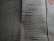 Adjudication Publique (étude De Me A.Leroy Notaire à Chimay). Famille Trigaux,Bourguignon,Meunier,Dropsy,Jouniot. - Manuscritos