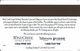Wind Creek / Tallapoosa / Riverside Casinos Alabama Slot Card - Casino Cards