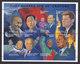 Tanzania, Scott #1479-1480, Mint Never Hinged, Famous People, Issued 1996 - Tanzania (1964-...)