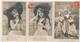 Lot De 6 Cartes Militaire Patriotique Alsace Lorraine  ( à Voir En Recto Verso ) - Patriotic
