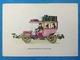 CARTOLINA FORMATO GRANDE NON VIAGGIATA AUTOMOBILI AUTO LIMOUSINE WHISTLING BILLY 1906 - Taxi & Carrozzelle