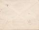 Enveloppe Timbre Chine Via Siberie Pour La France  Obliteration Peiping 1935 Grand Hotel De Pékin - Chine