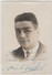 Paul FRITSCH -Boxe- Splendide Dédicace-Champion Olympique Anvers 1920-sociétaire Club BELFORT -studio V. HENRY Paris 18è - Boxe