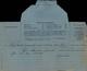 50 - LA HAYE-PESNEL - Télégramme De 1900 - Non Classés