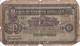 BILLETE DE URUGUAY DE 20 PESOS DEL AÑO 1887  (BANK NOTE) BANCO DE CREDITO AUXILIAR - Uruguay
