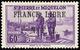 ** France-Libre. No 258, Case 12, Très Frais. - TB. - R - St.Pierre & Miquelon