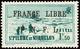 ** France-Libre. No 266, Case 11, Très Frais. - TB. - R - St.Pierre & Miquelon