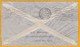 1934 - Enveloppe Par Avion De Bandung, Java, Indes Néerlandaises Vers Grasse, France Via Marseille - Indes Néerlandaises
