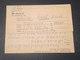 VATICAN - Formulaire De Renseignements Pour Prisonniers De Guerre à Dantzig En 1915 Avec Contrôle Postal  -  L 11538 - Vatican