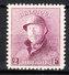 176**  Roi Albert Casqué - LA Bonne Valeur - MNH** - Centrage+++ - Timbre Signé - Vendu à 15% Du COB!!!! - 1919-1920 Roi Casqué