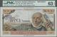 Réunion: 5000 Francs ND(1960) P. 50s, PMG Graded 63 Choice UNC EPQ. - Réunion